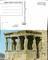 563595,Athen Athenes Les Caryatides Karyatiden Greece Tempel - Griechenland