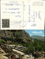563597,Delphi Delfi Tempel Des Apollo Tempio Di Apollo Greece - Griechenland