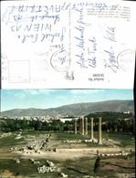 563599,Athen Athenes Jupiter Tempel Temple De Zeus Olympien Greece - Griechenland