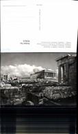 563623,Athen Athenes Les Propylees Le Parthenon Et T Ecrechtheion Greece - Griechenland
