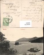 563633,Corfu Toteninsel Korfu Greece Pub B.K.W.I. 2686 - Griechenland