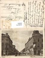 563635,Beograd Belgrade Belgrad La Rue Du Prince Michel - Serbien