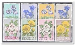 Bhutan 1965, Postfris MNH, Flowers - Bhutan