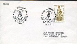 33280 Italia, Special Postmark 1988 Sermoneta, Anniversario Battaglia Di Lepanto,  Lepanto Battle - Italia