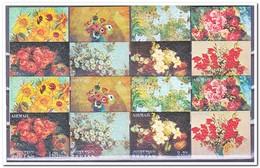 Bhutan 1970, Postfris MNH, Flowers - Bhutan