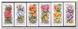 Bhutan 1973, Postfris MNH, Flowers, Roses - Bhutan