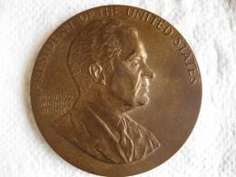 Médaille Richard Nixon President Of The United States 1969, Par Gasparro - Etats-Unis