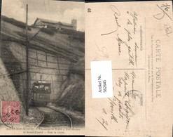 562645,Eisenbahn Lokomotive Zug Rouen-Bon-Secours Tramway Tram Mesnil-Esnard Dans La - Eisenbahnen