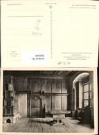 563049,Foto Ak Witterberg Lutherstube Lutherhaus Kachelofen Ofen Heizung - Ansichtskarten