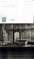 563052,Foto Ak Lutherstadt Wittenberg Lutherstube Kachelofen Ofen Heizung - Ansichtskarten