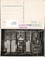 563054,Salzburg Fürstenzimmer Hohensalzburg Goldene Stube Kachelofen Ofen Heizung Pub - Ansichtskarten