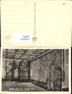 563055,Foto Ak Salzburg Hohensalzburg Gotischer Ofen Heizung Goldene Stube Kachelofen - Ansichtskarten