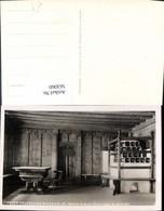 563060,Foto Ak Tiroler Volkskundemuseum Gotische Stube Aus Holzen-Issinge Kachelofen - Ansichtskarten