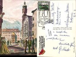 563684,Studentica Studentika Austria Innsbruck 1964 - Schulen
