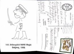 563695,Studentica Studentika Stiftungsfest UGB Rugia Salzuburg 1992 - Schulen