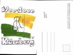 563711,Studentica Studentika 1900-2000 Kürnberg KÖStV 100. Stiftungsfest - Schulen
