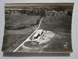 CP 37 DIERRE Vers Bléré - Aéro Club D'amboise - En Avion Au Dessus De L'aéroclub Les Ailes Tourangelles  - Aviation - Bléré