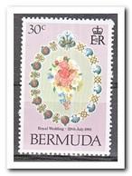 Bermuda 1981, Postfris MNH, Flowers - Bermuda