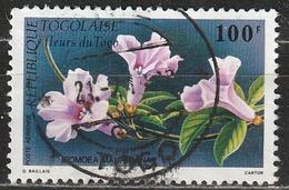 Togo 1987 - Ipomoea Mauritania - Fiori - Togo (1960-...)