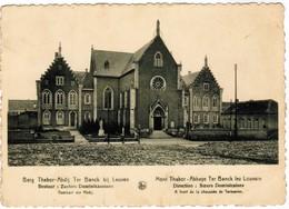 Berg Thabor Abdij Ter Banck Bij Leuven, Voorkant Der Abdij (pk44476) - Leuven