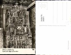 563071,Foto Ak Salzburg Hohensalzburg Goldene Sube Gotischer Ofen Heizung Pub Cosy - Ansichtskarten