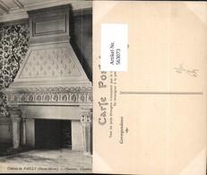 563073,Chateau Du Pailly Haute Marne Cheminee Chambre Sud Kamin Ofen Heizung - Ansichtskarten