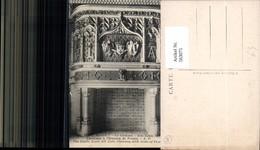 563075,Blois Le Chateau Cheminee A L Ecusson De France Kamin Ofen Heizung - Ansichtskarten