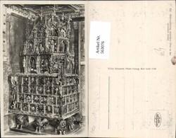 563076,Foto Ak Salzburg Hohensalzburg Goldene Sube Gotischer Ofen Heizung - Ansichtskarten