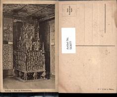 563077,Salzburg Hohensalzburg Goldene Sube Gotischer Ofen Heizung - Ansichtskarten