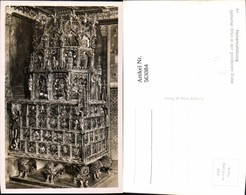 563084,Foto Ak Salzburg Hohensalzburg Goldene Sube Gotischer Ofen Heizung Ofen Heizun - Ansichtskarten