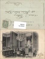 563088,Palais De Fontainebleau Cabinet Ou Napoleon Interieur Einrichtung - Ansichtskarten