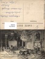 563090,Palais De Fontainbleau Salle Du Trone Thronsaal Thron Interieur Einrichtung - Ansichtskarten