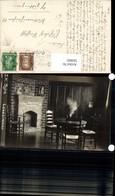 563092,Bremen J. H. Syke Lesezimmer Kamin Ofen Heizung - Ansichtskarten