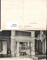 563098,Pau Le Chateau Cheminee Du Grand Salon Kamin Ofen Heizung Uhr Luster Einrichtu - Ansichtskarten