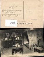 563102,Jean-Marie Vianney Cure D Ars Interieur De La Chambre Einrichtung Bett Tisch - Ansichtskarten