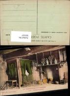 563107,La Normandie Pittoresque Interieur Normand Beet Kamin Herd Interieur Einrichtu - Ansichtskarten