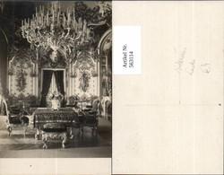 563114,Foto Ak Luster Tisch Sessel Interieur Einrichtung - Ansichtskarten