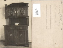 563117,Foto Ak Möbel Anrichte Schrank Interieur Einrichtung - Ansichtskarten