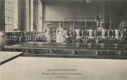 43108345 Eppendorf Hamburg Neues Allgemeines Krankenhaus Bratkueche Eppendorf - Non Classés