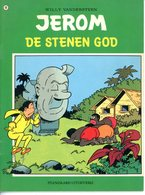 Jerom - De Stenen God (1ste Druk)  1981 - Jerom