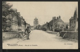 59 WORMHOUT - Rue De La Citadelle - Wormhout