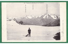 73 - BOURG-SAINT-MAURICE - Glacier Du Ruitor Et Les Vedettes - Bourg Saint Maurice