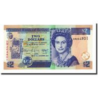 Billet, Belize, 2 Dollars, 2014-11-01, NEUF - Belize