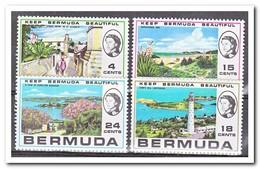 Bermuda 1971, Postfris MNH, Nature, Lighthouse ( See Scan Last Stamp ) - Bermuda