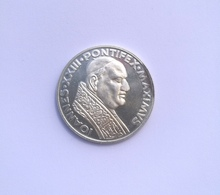 Medaglia In Argento Papa Giovanni XXIII - 1963 -ME 122 - Italy