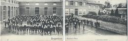 Buggenhout - Institut Otten (carte Double Séparée - Ca. 1912) - Buggenhout