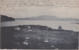 Bp - Cpa Paul Smith's Adirondack Mountins, N. Y. - Adirondack
