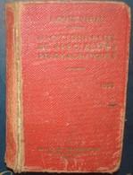 Dictionnaire De Spécialités Pharmaceutiques.Louis VIDAL.1935.1877 Pages - Dictionaries