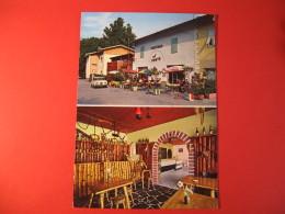 CARTOLINA  TRATTORIA AL PONTE DA ALDO  BORGO VALSUGANA TRENTO  -  D    1816 - Hotels & Restaurants
