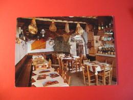 CARTOLINA  TAVERNA DEL PESCATORE  CASTELMEZZO  PESARO  -  D    1892 - Hotels & Restaurants